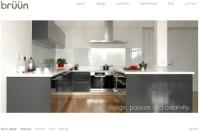 Bruun Design website