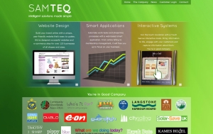 SAMTEQ home page